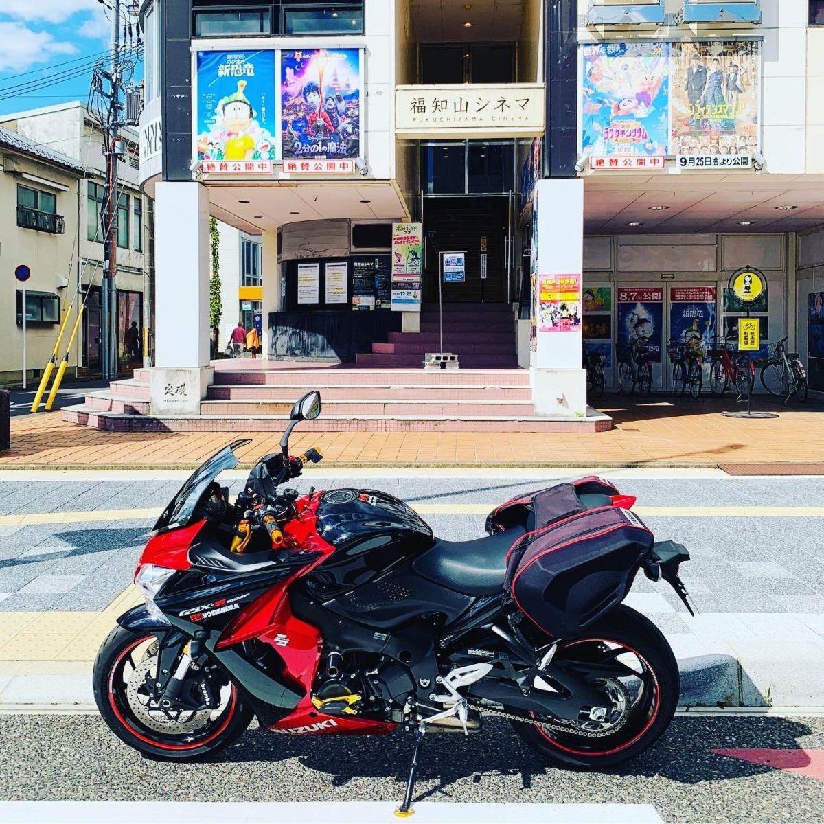 Roninさんの投稿した愛車情報 Gsx S1000f 福知山 綾部までソロツー シネコンじゃ バイクのカスタム ツーリング情報ならモトクル Motocle