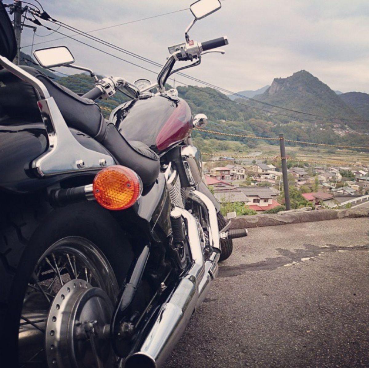純愛 バイク 湘南 組